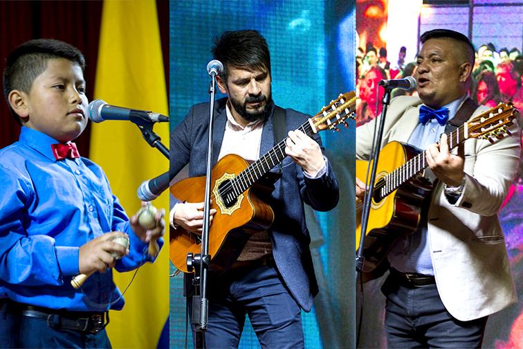 Avanza proceso de selección de los tríos que, por Nariño, participarán en el décimo segundo Festival Internacional, Ipiales Cuna de Grandes Tríos.