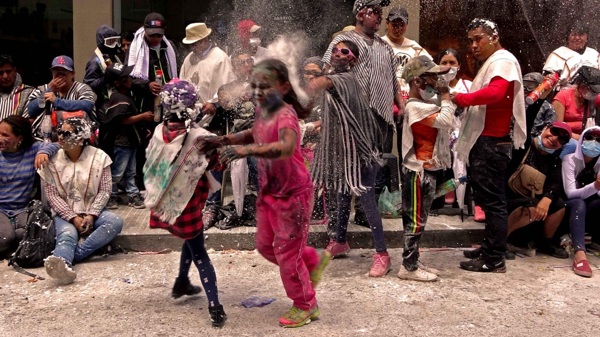 Carnaval Multicolor de l Frontera
