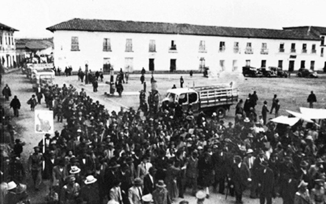 Jorge Eliécer Gaitán y su Vínculo con el Pueblo de Ipiales
