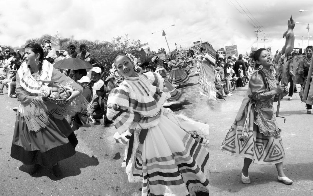 La Comparsa en el Carnaval Multicolor de la Frontera