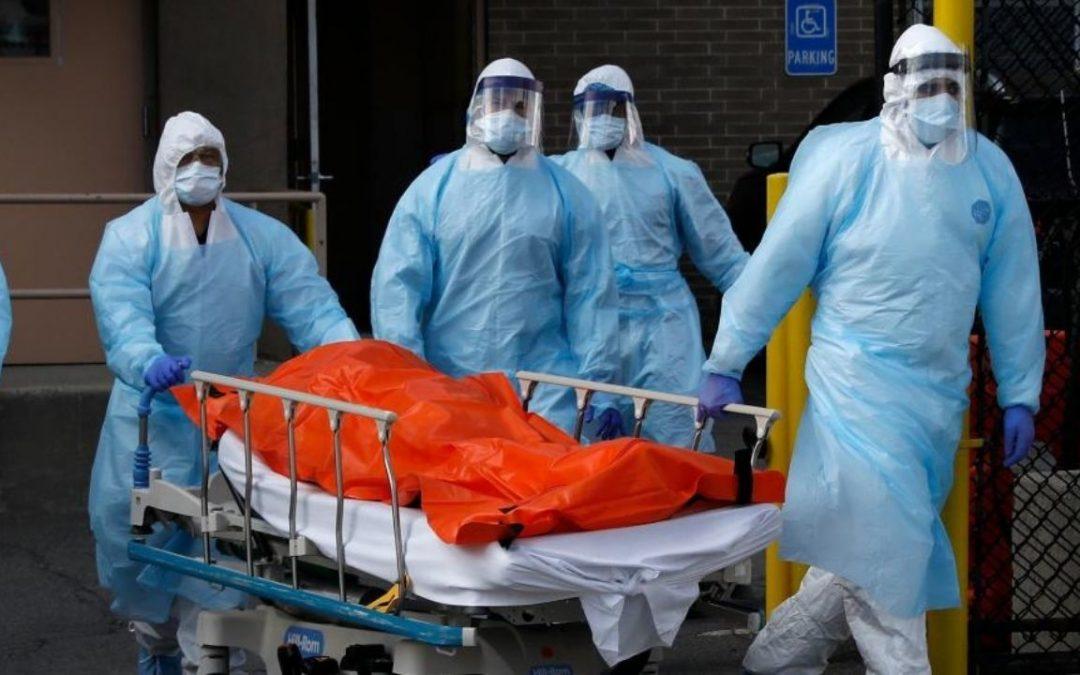 según el reporte del IDSN, en las últimas horas una persona perdió la vida por causa del Coronavirus