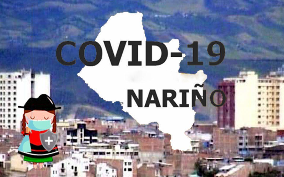 Ipiales registra 5.000 infectados del Covid-19 y 233 fallecidos en 13 meses de pandemia.