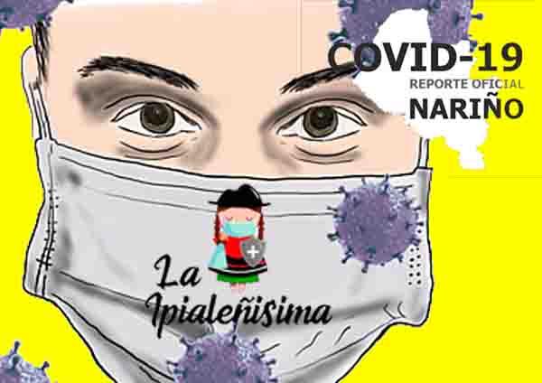En Nariño se infla la curva de nuevos contagios aproximándose a los 56 mil casos de Covid-19.