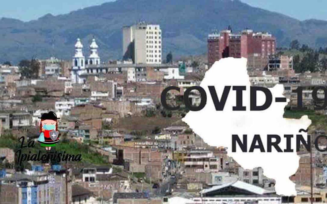 Ipiales con el 100% de ocupación en UCI reporta 38 nuevos contagios y 4 fallecidos por la Covid-19
