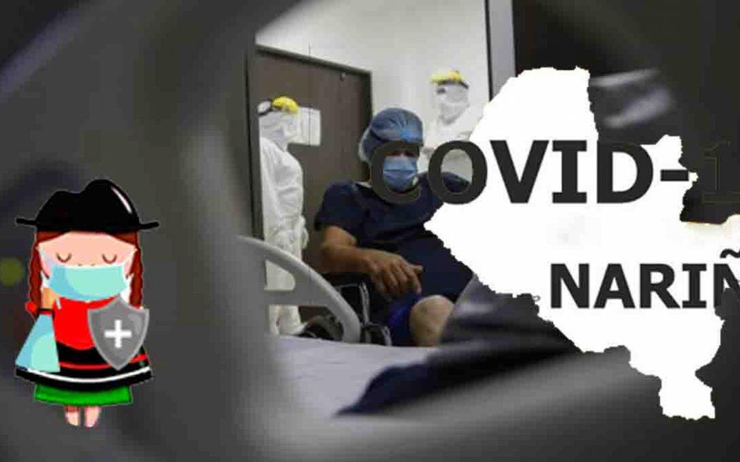 Covid-19 en Nariño: 73.394 casos confirmados