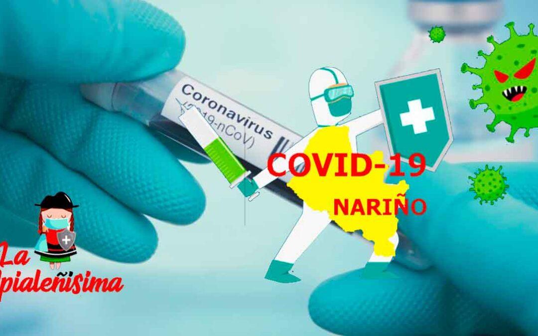 El IDSN registra incremento en positivos Covid-19: 216 infectados y 6 fallecidos.