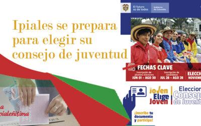 El próximo 28 de noviembre se realizará por primera vez en el país la elección de los Consejos Municipales y Locales de Juventud.