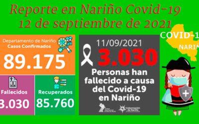 Ipiales tiene 60 casos activos, 3 de ellos detectados en las últimas horas, también reporta un muerto por Covid-19