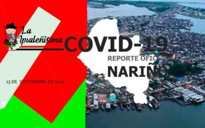 De los 7 municipios que registran contagios Tumaco aporta 16 nuevos positivos para Covid-19
