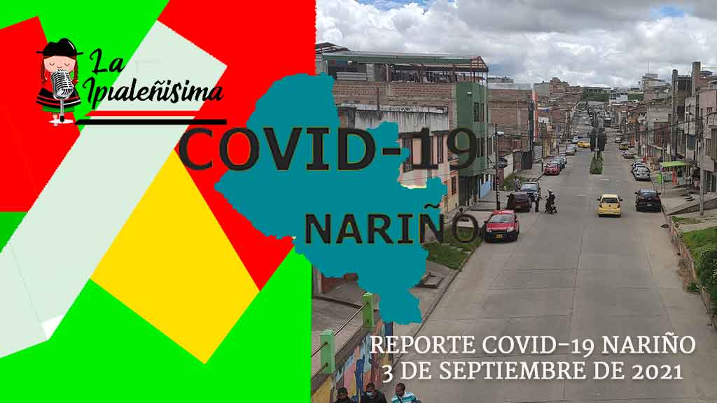 Después de 19 meses de pandemia Nariño vence a la muerte. Hoy no reporta fallecidos por Coronavirus.