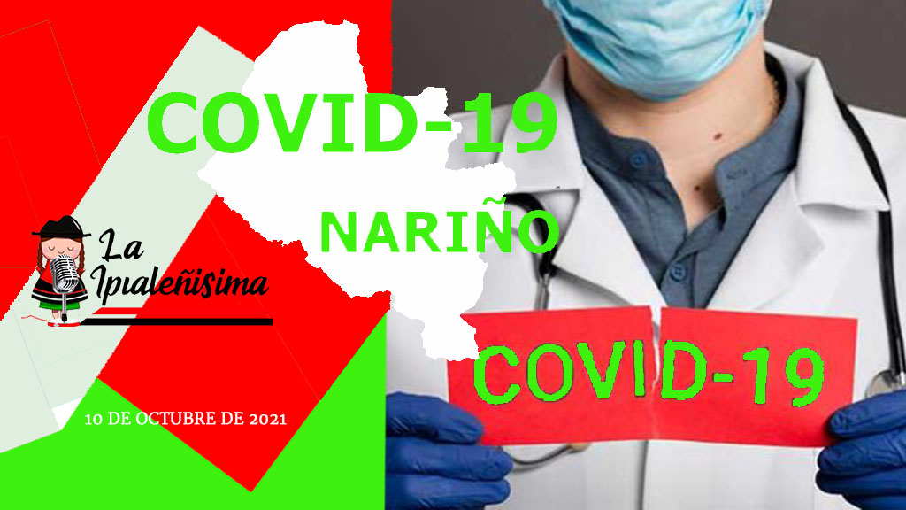 Nariño mantiene bajo promedio de nuevos infectados y cero óbitos por Covid-19